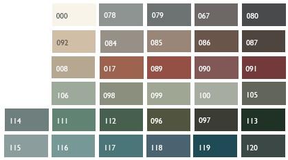 Le guide des couleurs de volets monaco for Couleur de volets en bois