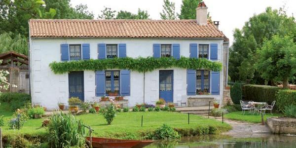 Choisir les bonnes couleurs selon la r gion for Exterieur vieille maison