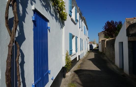 Le Guide Des Couleurs De Volets A Noirmoutier