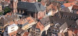 Couleurs des façades et des volets à Belfort