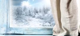 Une fenêtre mal isolée refroidit toute la maison