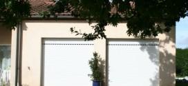 portes de garages enroulables - Rénov'art