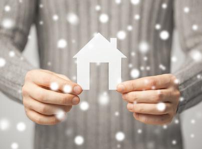 Sécurité maison Fêtes Noël hiver - Fotolia.com