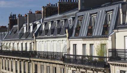 Paris renovation fenêtres - © fhphotographie Fotolia.com