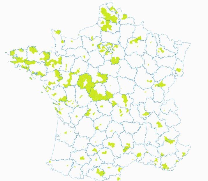Linky : les régions concernées d'ici 2017