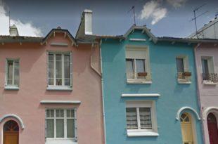 La ville de Brest incite ses habitants à repeindre leurs maisons