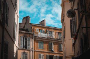 quelle couleur de volet dans le centre de Marseille ?
