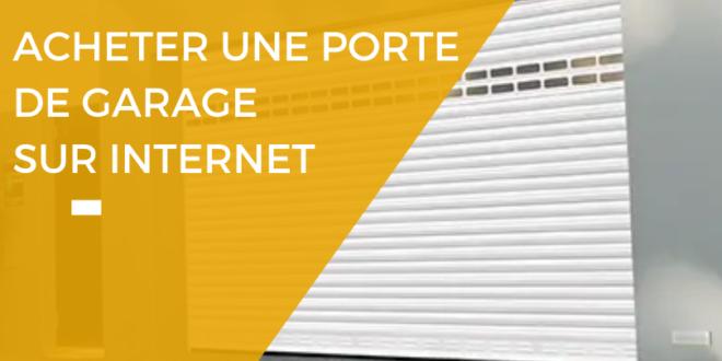 porte garage internet