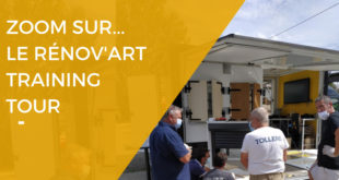 Renovart Training Tour