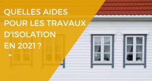 Quelles aides financières pour les travaux d'isolation des fenêtres ?